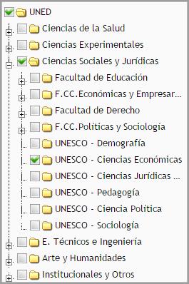 Códigos UNESCO